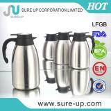De hoogwaardige 1 LTR Kruik van de Koffie van de Thermosflessen van het Roestvrij staal