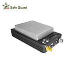 Non La ligne de mire Cofdm Mini HD Audio Vidéo sans fil émetteur et récepteur pour les UAV