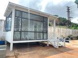 Bens móveis de alumínio House para o pátio e jardim Sunroom de alumínio (Sunshine Quarto)