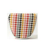 Kundenspezifischer PU-Golf-Kopf-Deckel für Putter-Fabrik-Verkauf