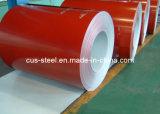 Bobina revestida de cor VCM para aquecedor de água a gás / PPGI / PPGL