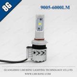 Kit automatici del faro del faro dell'indicatore luminoso 9005 LED dell'automobile di alta qualità 12V 24V 35W 8g