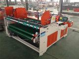 Tipo semiautomático carpeta Gluer de la prensa del cartón