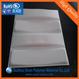 Feuille rigide Glossy White PVC pour impression