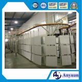 High Quality Automatic Powder Spray Coating/Painting Line for Aluminum Profiles