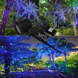 Green-Blue Star Light de décoration Show projecteur laser