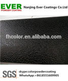 De zwarte Zandige Anticorrosion van de Polyester van de Textuur Verf van de Deklaag van het Poeder