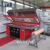 Machine feuilletante de film de vide pour la fabrication de meubles