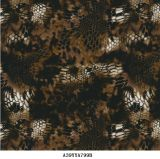 Пленка A31yya389b печатание воды животной кожи гидрографическая