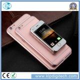 2.4inch мобильный телефон кредитной карточки малого мобильного телефона карточки размера 6s миниого миниый