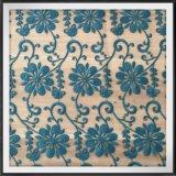 美しい花の刺繍のレースの網の刺繍のレース