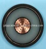 고전압 21/35kv Copper Conductor XLPE Insulated Power Cable