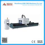 Profil industriel de la machine de traitement de l'aluminium : Centre d'usinage à grande vitesse Lhw Four-Axis bras (F) -D4
