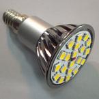 Foco LED SMD E14.