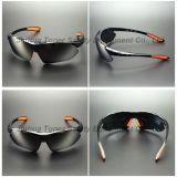 Occhiali di protezione di nylon neri dell'obiettivo del PC del blocco per grafici (SG115)