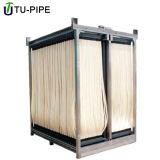Membranen-Maschinen-Filter Industrie-Abwasserbehandlung-Gerät unter Druck gesetzter Behälter Belüftung-Mbr
