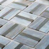 Mosaico natural del vidrio manchado para Backsplash