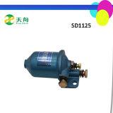 卸売価格の山東SD1125のディーゼル機関は燃料フィルターを分ける