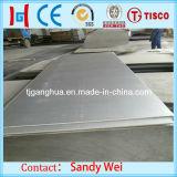 Placa de aço inoxidável de AISI 321
