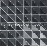 Tuile de mosaïque en verre spéciale de triangle