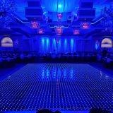 L'aimant Photo plancher de danse vidéo LED XXX avec l'iPad de contrôle d'affichage