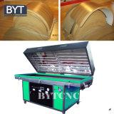 Máquina de estratificação da película do vácuo para a fatura da mobília