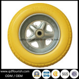 Gomma solida rotella della gomma piuma dell'unità di elaborazione da 3.50-8 pollici per il carrello del carrello