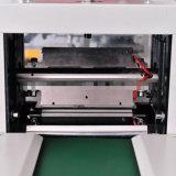 水平の回転式304ステンレス鋼の枕によって修正される大気のパンの食糧パッキング機械