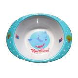/ Ensaladera vajilla de melamina Kid con la manija / vajilla de melamina (MRH12001)