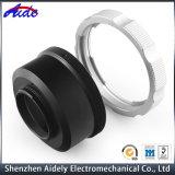 Soem kundenspezifische Aluminiummaschinerie CNC-Teile für Aerospace