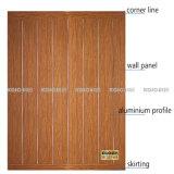 Водоустойчивая панель стены WPC на конструкция 9 стены (W9)