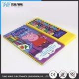 Libro sano quadrato musicale del modulo per i giocattoli della peluche