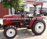 4車輪駆動機構254の小型トラクター