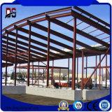 構造スチールの木造家屋は家のための鉄骨構造を組立て式に作った