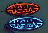 Firmenzeichen-Abzeichen-Licht des Auto-5D LED für KIA