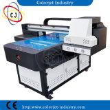 Cj-R6090UV A1+ 3Dの効果のペン、電話箱、ガラス、陶磁器、金属およびプラスチック平面紫外線プリンター