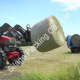 高品質によって編まれるプラスチックネット、農場の使用法のための草のネット、オーストラリアのための農業のパッキングネット