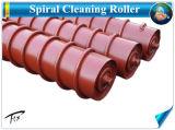 Correia transportadora de limpeza em espiral do Rolete da Engrenagem Intermediária