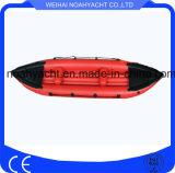 PVCか販売のために採取するHypalonの膨脹可能なカヤック及びカヌー