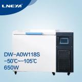 -50 градусов ~ -105 градусов при низкой температуре промышленных криогенных морозильной камере Dw-A0W118s