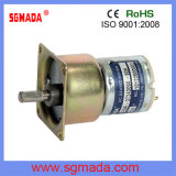 Motor del engranaje de la C.C. para el equipo eléctrico