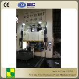 H-Rahmen gute QualitätsAutoteil-hydraulische Presse-Maschine