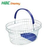 Magasin de détail Supermarchés Shopping Panier en fil métallique