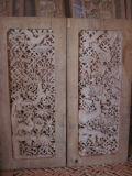 Woodcarving 벽 훈장 (G001)