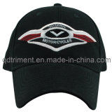 Moda pesado cepillado sarga de algodón bordado Deportes Béisbol Cap ( TM9036 )