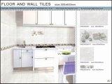 3Dインクジェット床および壁のセラミックタイル(VWD36C601、300X600mm)