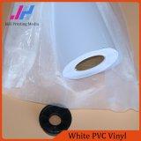Tinta del tinte brillante de PVC blanco de vinilo