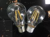 Filamento PS55/PS60 de la MAZORCA del bulbo del filamento del LED