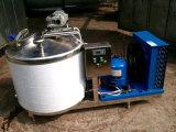 Prix 1000L de réservoir de refroidissement du lait d'acier inoxydable verticalement à 15000L