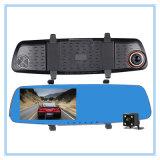5.0 Zoll-Doppelkameraobjektiv-Auto DVR